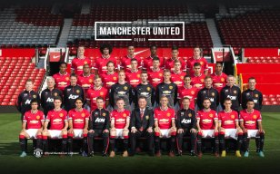 Man U . Man United, Van Gaal & his 2014:15 Squad