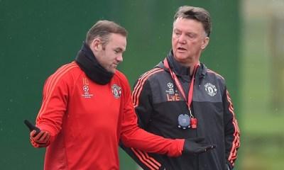 Rooney & Van Gaal
