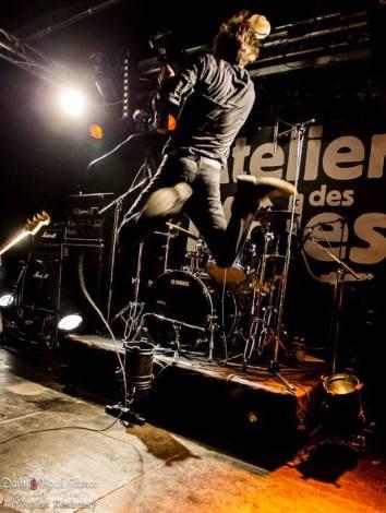Madjive@Atelier-des-Moles w/Richie Ramone