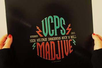 Split vinyl w/ VCPS - 2015