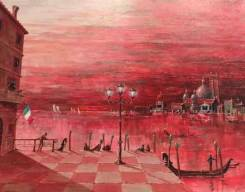 Venice the City of Love and Excitement – Roland Partos
