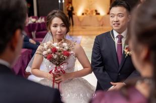 台北婚攝-詠勝&盈文-婚禮-新店豪鼎中興時尚館