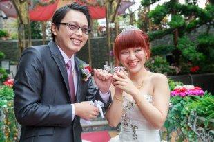 台北婚攝-宜達&凱欣-婚禮 台北香樹花園酒店