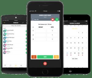 MadLab Performance & TeamBuildr Online Workout Program Mobile Screenshots