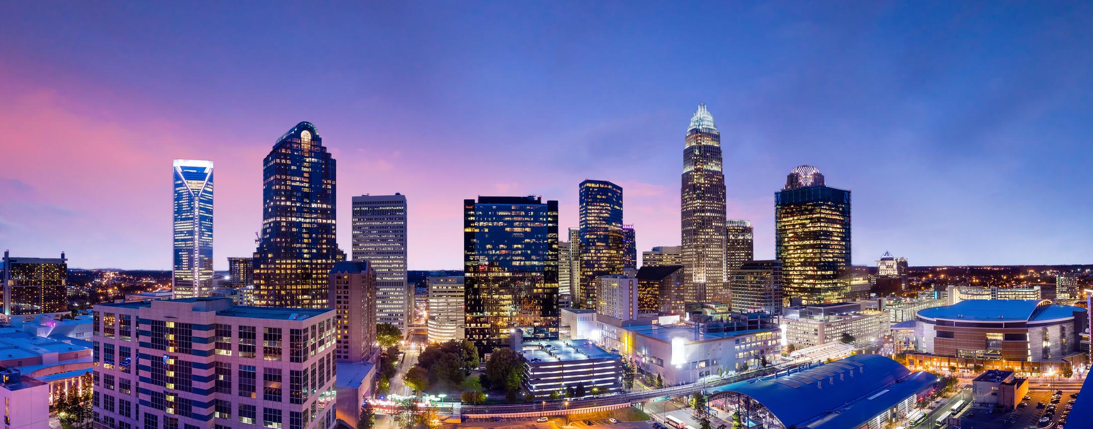 Charlotte, North Carolina; North Carolina