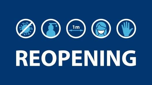 Reopening Coronavirus