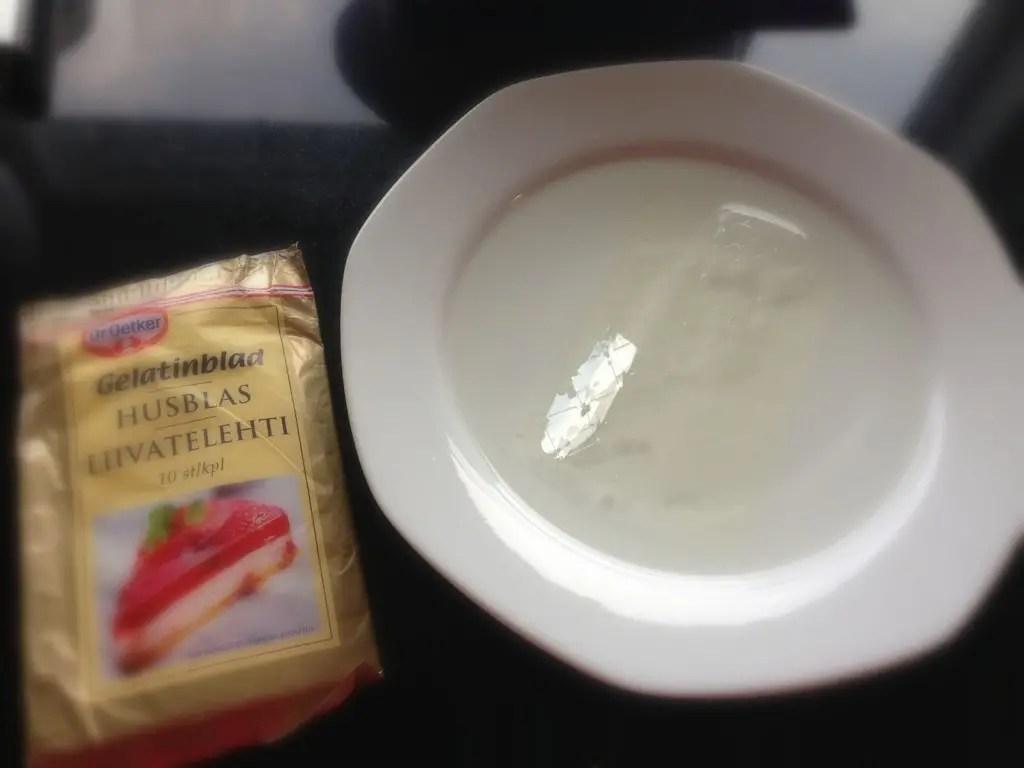 Hindbærroulade uden fedt og kulhydrater