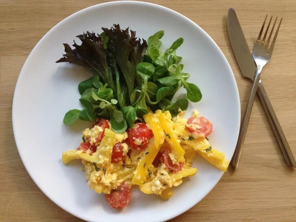 Frokost æg