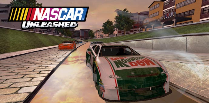 NASCAR Unleashed 3DS Rom Free Download