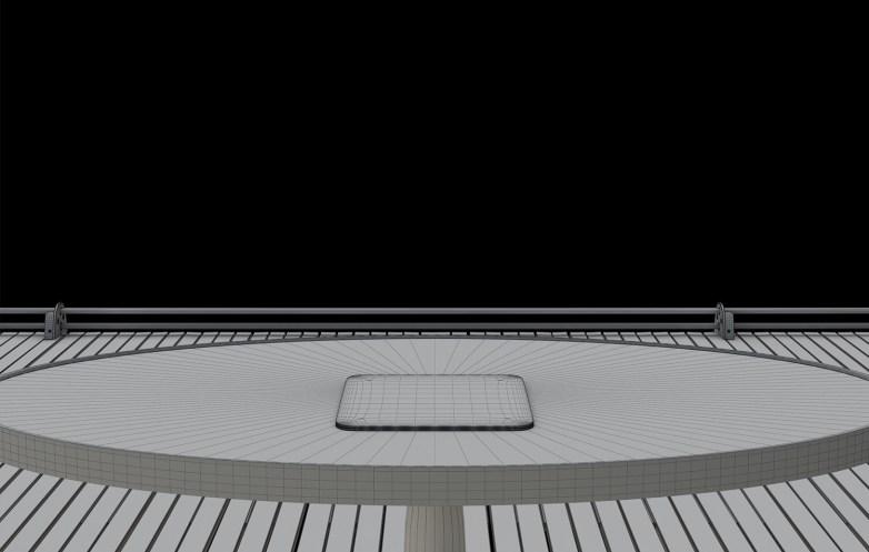 Recom Farmhouse CGI Clay Renders