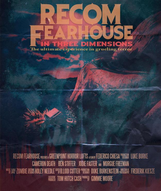 Recom Fearhouse Credits