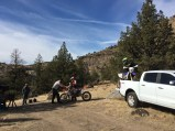 Ford Ranger onset with Recom Farmhouse - bikes