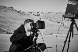 Mercedes with Tomek Olzowski - behind the scenes