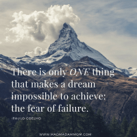 Inspirational Quote: Fear