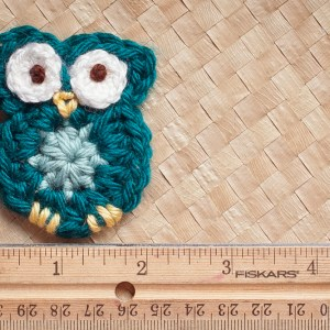 Tiny Owls - Simple Pattern
