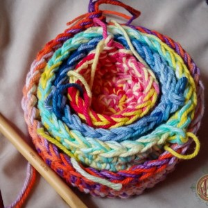 Crochet Nesting Bowls for Quick Gifts
