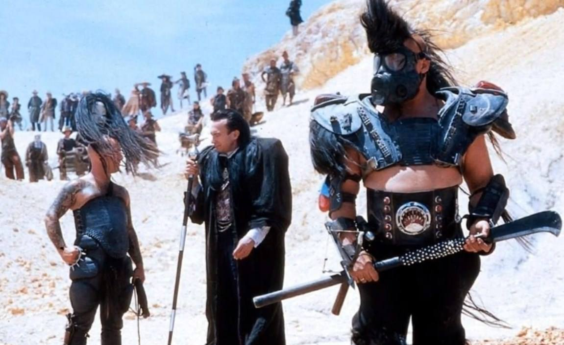 Image result for thunderdome costumes