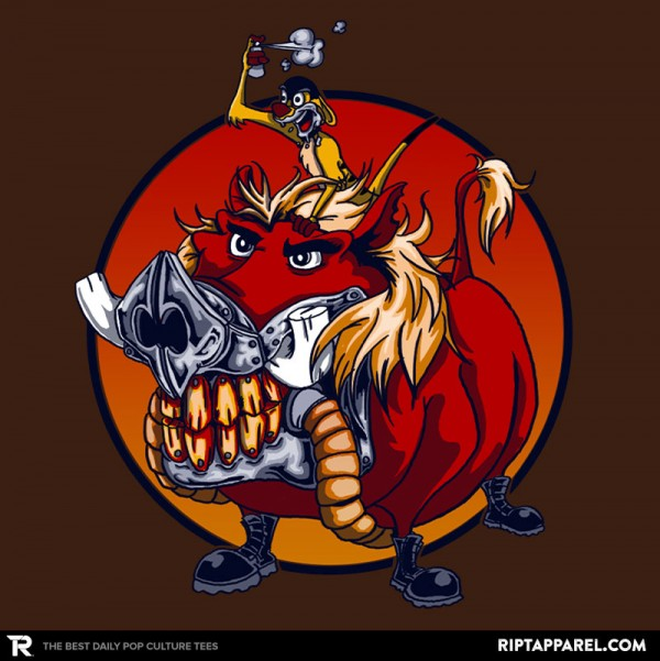 mad max lion king mashup t shirt