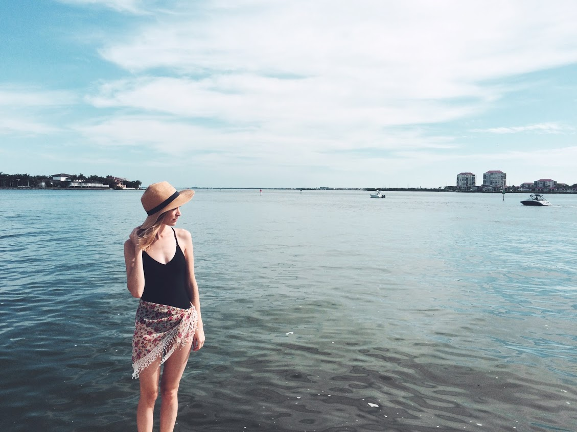 Favorite Trends: One Piece Swimsuits