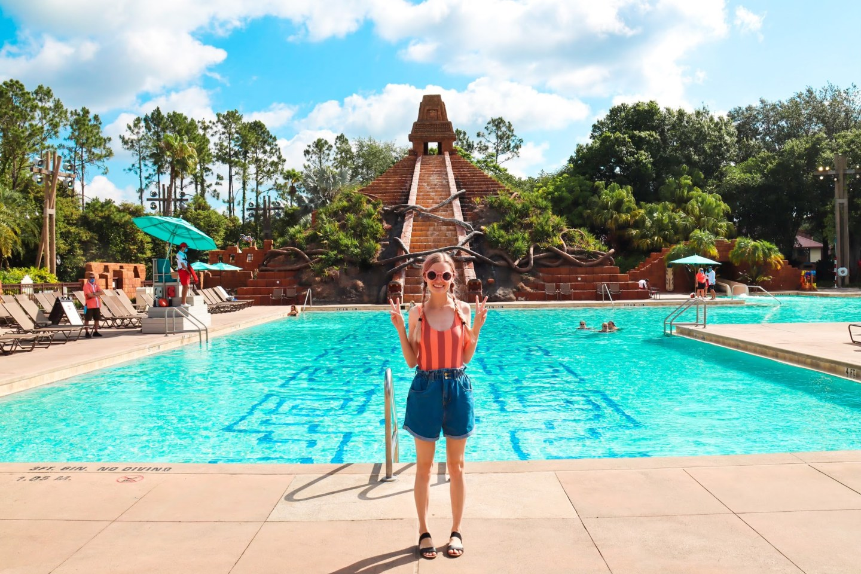 Disney Staycation Part 1: Coronado Springs