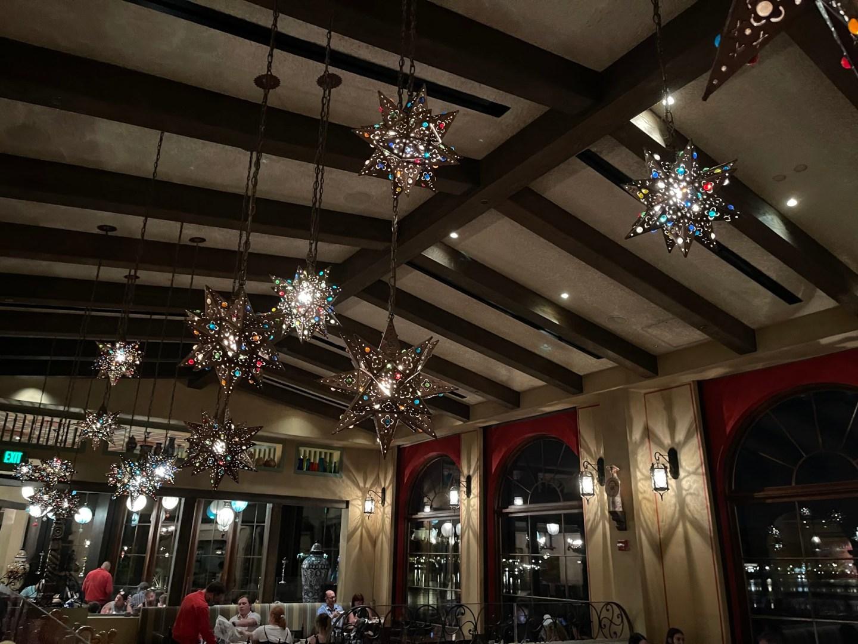 Disney Dining – La Hacienda de San Angel
