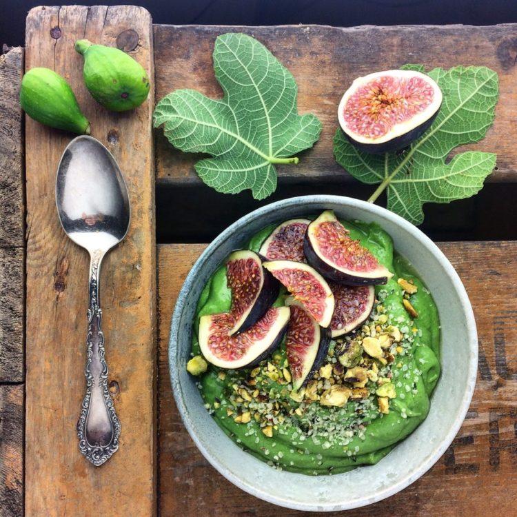 Greenie - Plantebaseret/vegansk opskrift - Mad med glød