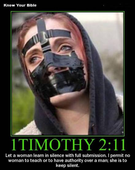 timothy degrades women, woman degrades