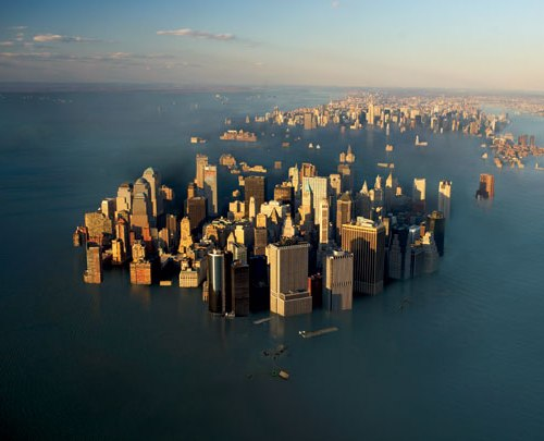 global warming threatens food supply
