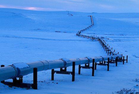 BP oil pipeline