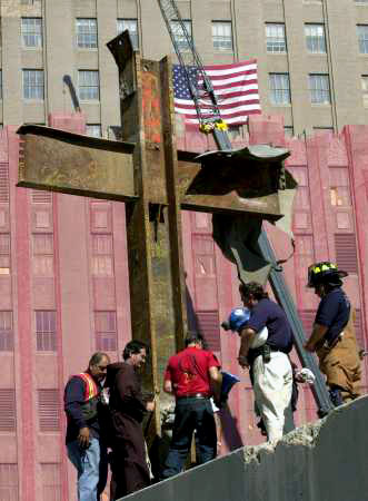 atheists sue world trade center corss