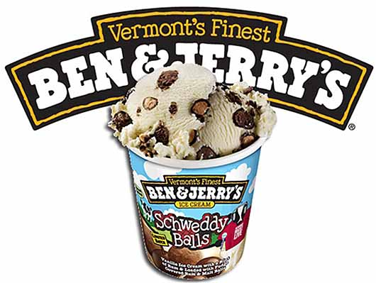 Ben and Jerry weird 102311
