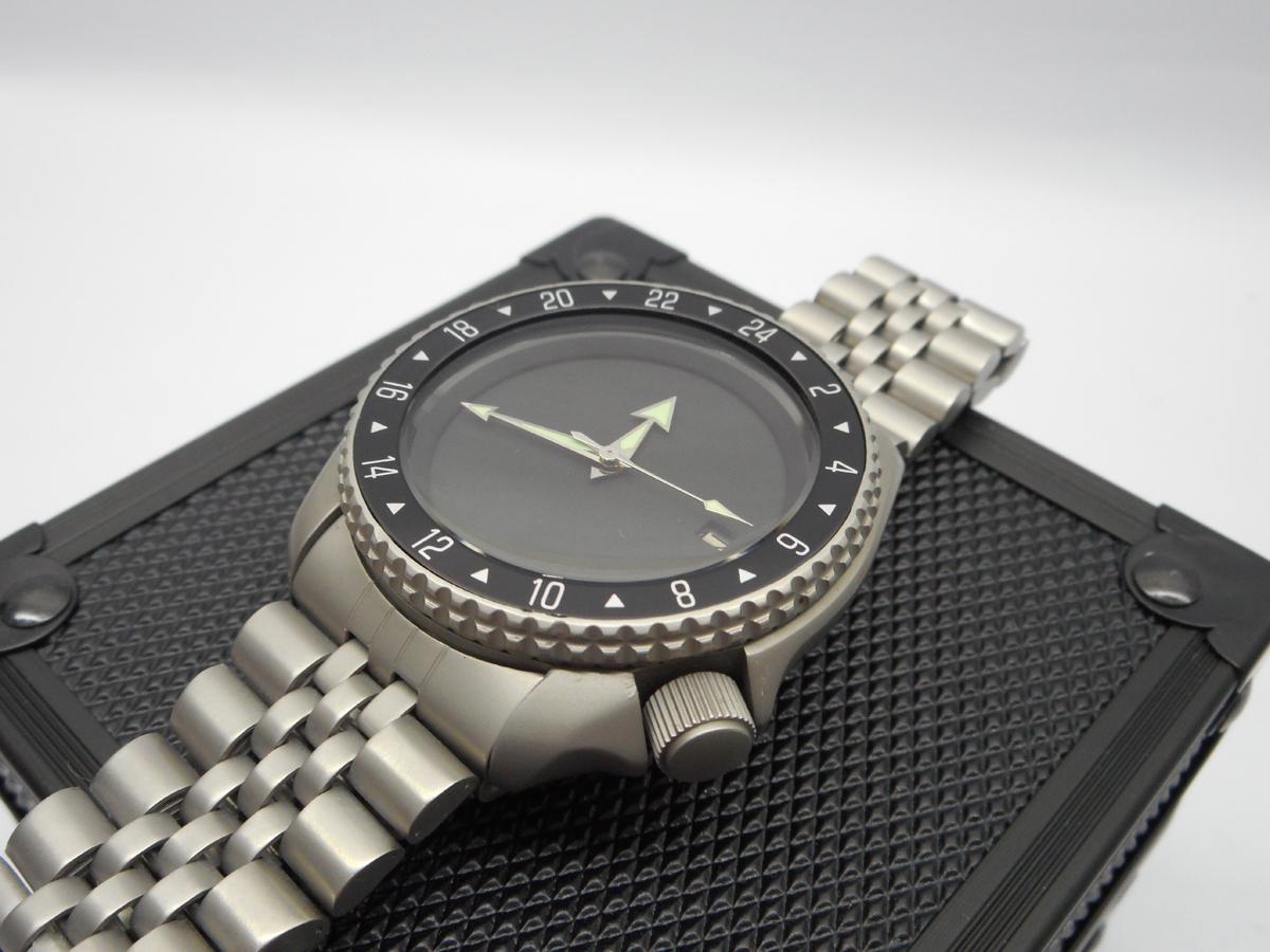 Pre Sale 7002 Seiko Divers Watch Bead Blast Finish Stealth Black