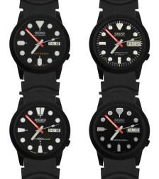 Seiko Mod divers watch skx007 turtle cerakote monster vintage 5 Tuna