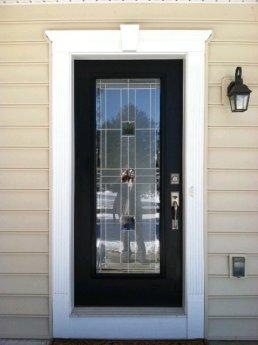 door - inexpensive housing