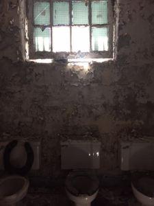 3 toilets