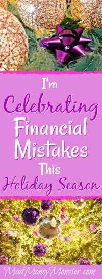 Financial Mistakes | Money Mistakes | Bad Money Habits | Bad Financial Choices | Financial Independence | Financial Freedom via @MadMoneyMonster