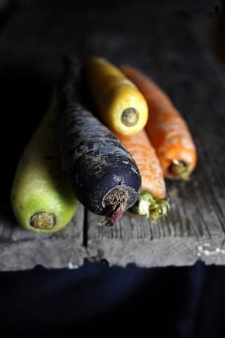 carrots - veganuary