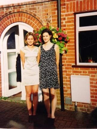 July 1996 - Leavers' dinner