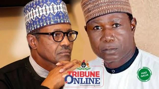 Resign, Nigeria is a failed state, MBF, Middle Belt, Middle Belt Forum, BUhari, Pogu