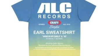 Earl Sweatshirt & The Alchemist – 45