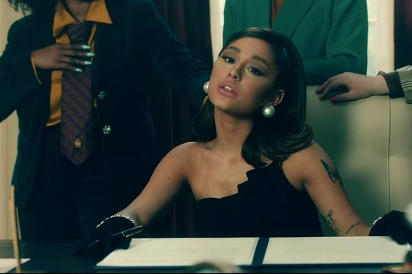 MP4: Ariana Grande – Positions (Official Video)