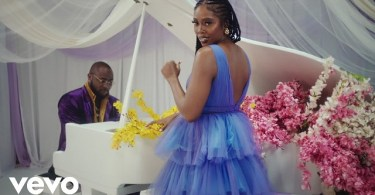 MP4: Tiwa Savage – Park Well ft. Davido