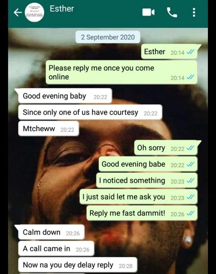 Withdrew N60k from my boyfriend