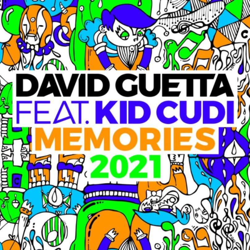 David Guetta Ft. Kid Cudi – Memories (2021 remix)