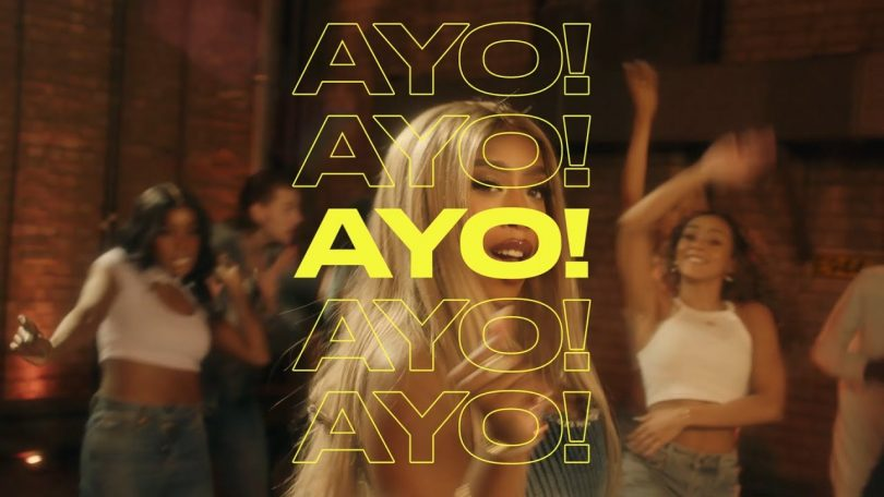 Kamille – AYO! ft. S1mba