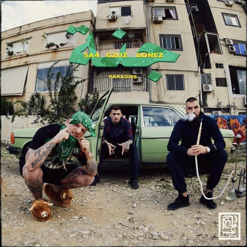Sa4, Gzuz & Bonez MC – Paradies