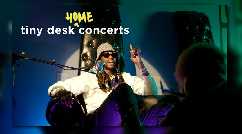 Watch 2 Chainz's Tiny Desk (Home) Concert