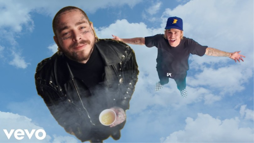 Post Malone & Justin Bieber – In The Sky