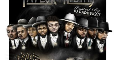MIXTAPE: Taylor Gang & Wiz Khalifa – Taylor Nights
