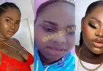 """You will F*ck me for 3Days"" – Lady Promises To Give Free S3x To Any Man Who Tattoos Her Face On His Body [Video]"